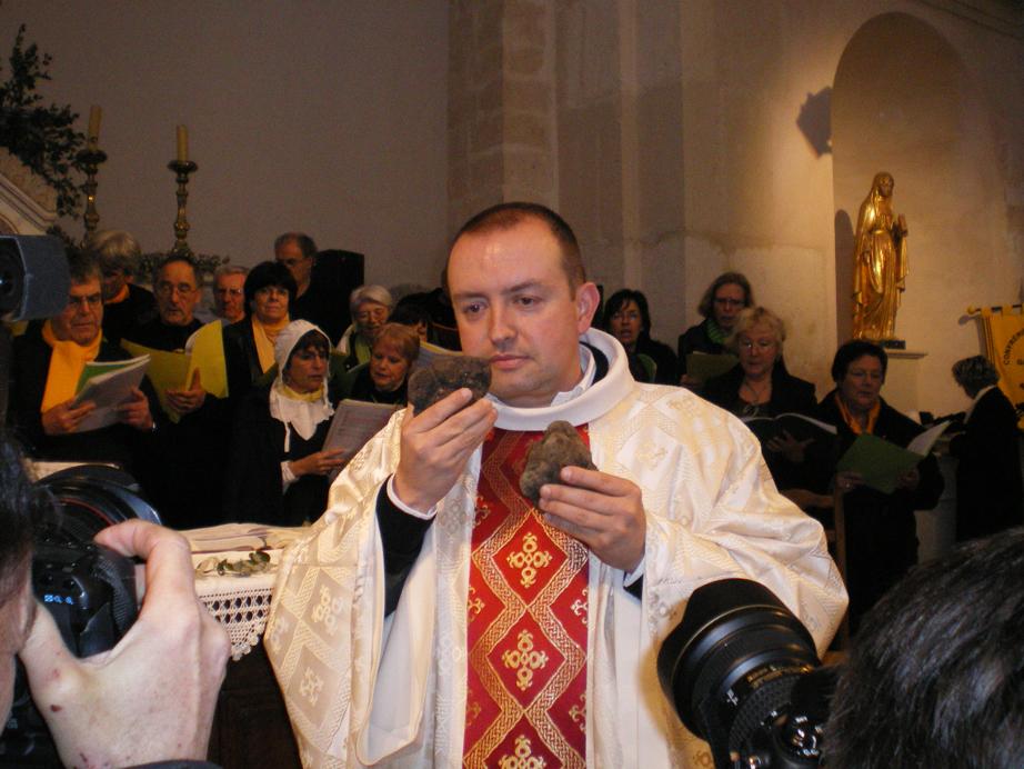 Messe des truffes