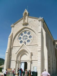 sanctuaire St Joseph Roussas