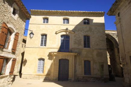 Richerenches - La maison des notaires