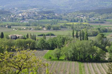 Village de Chantemerle les Grignan