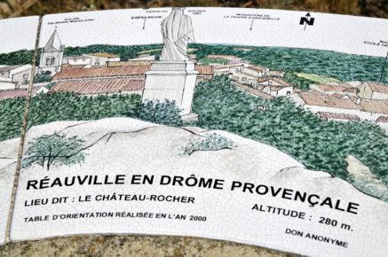 Village de Réauville Photo P.Thomas OT Pays de Grignan (2)