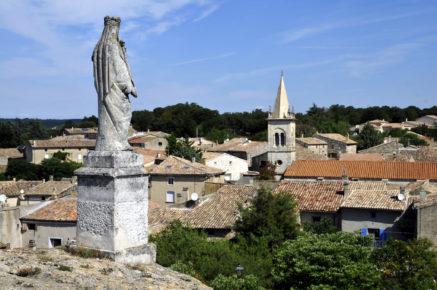 Village de Réauville