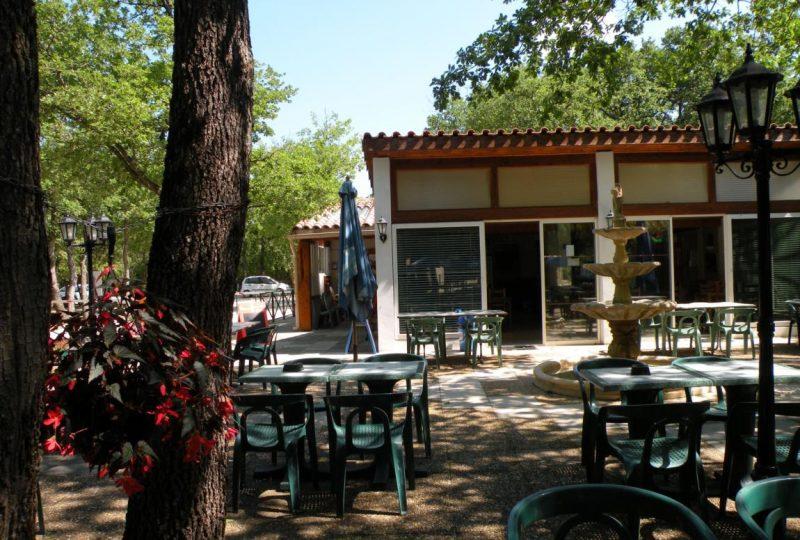 Restaurant du Camping Les Truffières à Grignan - 0