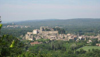 Randonnée de Grignan – Sur les pas de Madame de sévigné