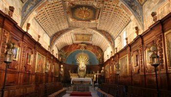 chapelle des pénitents blancs valréas