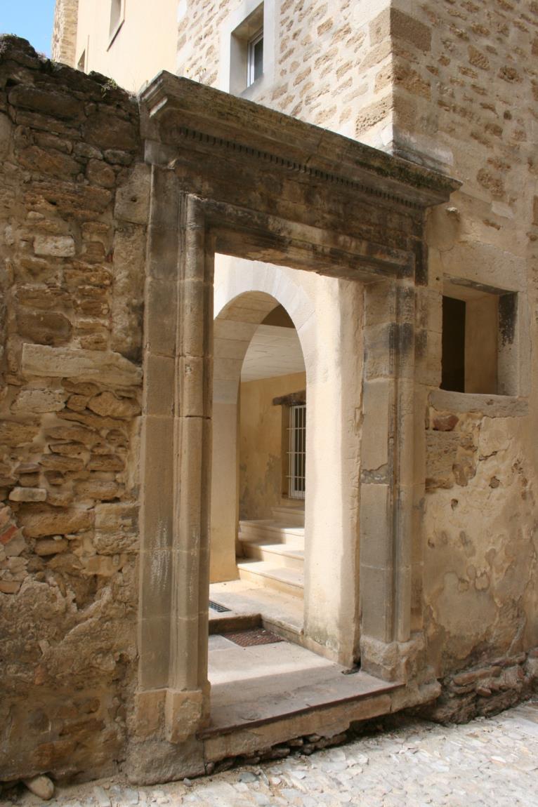 Hôtel Chapuis de Tourville – Grillon