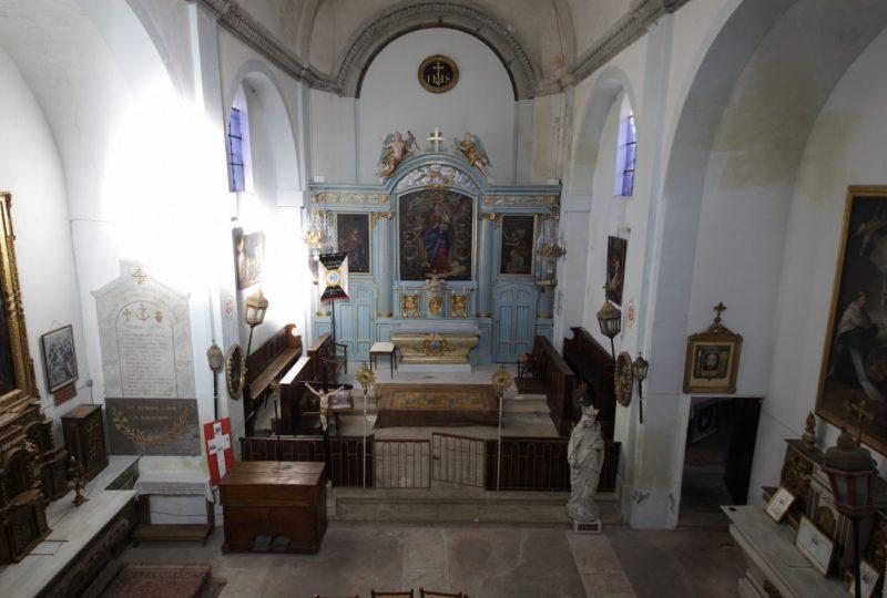 Chapel of the Black Penitents à Valréas - 0