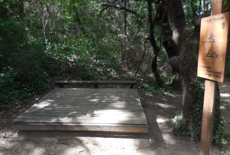 Parcours Santé Colonzelle à Colonzelle - 3